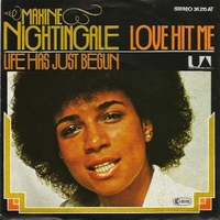 Love with me \ Life has just begun - MAXINE NIGHTINGALE