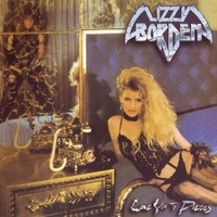 Love you to pieces - LIZZY BORDEN
