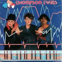 Doctor! Doctor! \ Nurse shark - THOMPSON TWINS