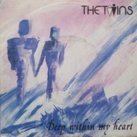Deep within my heart \ Talk to me - TWINS
