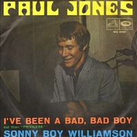 I've been a bad, bad boy \ Sonny Boy Williamson - PAUL JONES