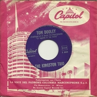 Tom Dooley\Ruby red - KINGSTON TRIO