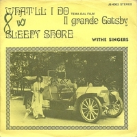 What'll I do \ Sleepy shore - WITHE SINGERS
