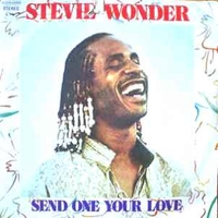 Send one your love (vocal + instrumental) - STEVIE WONDER