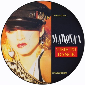 Time to dance - MADONNA