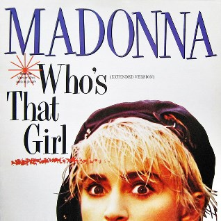 Who's that girl? (ext.vers.) - MADONNA