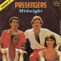 Midnight \ As long as the river - PASSENGERS