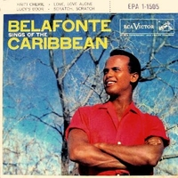 Sings of the caribbean - HARRY BELAFONTE