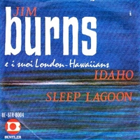 Idaho \ Sleep lagoon - JIM BURNS e i suoi London Hawaiians