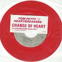 Change of heart \ Heartbreakers of heart - TOM PETTY