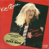 Draw of the cards \ More love - KIM CARNES