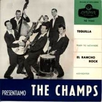 Presentiamo The Champs (Tequila+Train to nowhere+El rancho rock+Midnighter) - CHAMPS