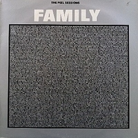 The Peel sessions - FAMILY