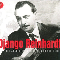 The absolutely essential 3CD collection - DJANGO REINHARDT