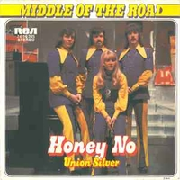 Honey no \ Union silver - MIDDLE OF THE ROAD