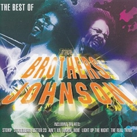 The best of Brothers Johnson - BROTHERS JOHNSON