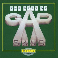The best of Gap band - GAP BAND