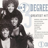 Greatest hits - THREE DEGREES