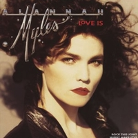 Love is - ALANNAH MYLES