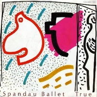 True \ Lifeline (remix for USA) - SPANDAU BALLET