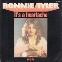 It's a heartache \ I've got so used to loving you - BONNIE TYLER