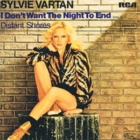 I don't want the night to end \ Distant shores - SYLVIE VARTAN