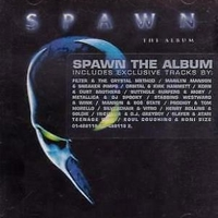 SPAWN - The album (o.s.t.) - VARIOUS