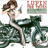 Lupin The Third Tribute Album You's Explosion - VARIOUS