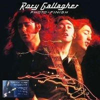Photo-finish - RORY GALLAGHER