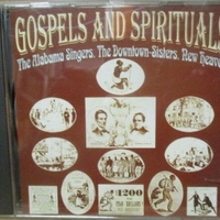 Gospels and spirituals - ALABAMA SINGERS \ DOWNTOWN-SISTERS \ NEW HEAVEN