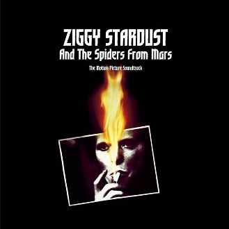 Ziggy stardust and the spiders from mars-The motion picture soundtrack - DAVID BOWIE