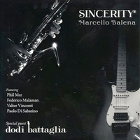 Sincerity (vocal+karaoke version) - DODI BATTAGLIA \ MARCELLO BALENA