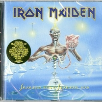 Seventh son of a seventh son - IRON MAIDEN