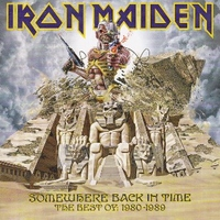 Somewhere back in time-The best of: 1980-1989 - IRON MAIDEN