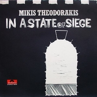 In a state of siege - MIKIS THEODORAKIS