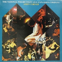 The national welsh coast live explosion company - AMEN CORNER