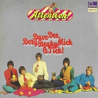 Attention! (best of) - DAVE DEE, DOZY, BEAKY, MICK & TICH