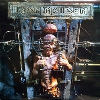 The X factor - IRON MAIDEN