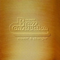 Movin' & changin'-The best of Brass Construction - BRASS CONSTRUCTION