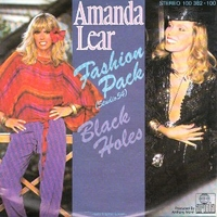 Fashion pack (Studio 54) \ Black holes - AMANDA LEAR