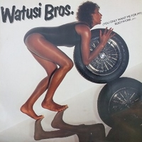 (You only want me for my) bodywork (ext.vers.) - WATUSI BROS.