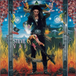 Passion & warfare - STEVE VAI