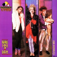 King for a day (ext.mix) - THOMPSON TWINS
