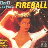 Fireball \ Falling into space - DEE D. JACKSON