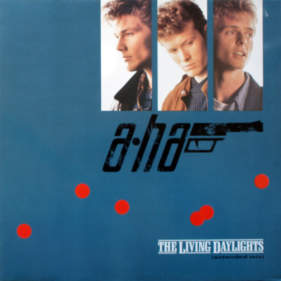 The living daylights (ext.mix) - A-HA