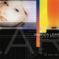 I'm a mistery - The whole story - AMANDA LEAR