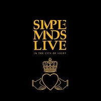 Live in the city of light - SIMPLE MINDS