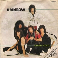 Stone cold \ Rock fever - RAINBOW