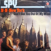 N-N-New York \ Can't get you out of my mind - SPY