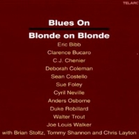 Blues on blonde on blonde - VARIOUS